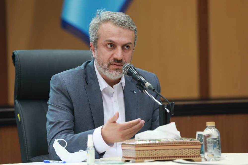 وزیر صمت در نشست سراسری مدیران ارشد وزارت صمت در دولت سیزدهم:
